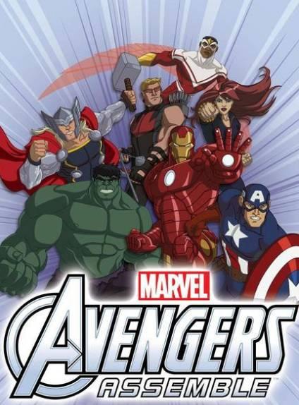 N°20 - Avengers Rassemblement