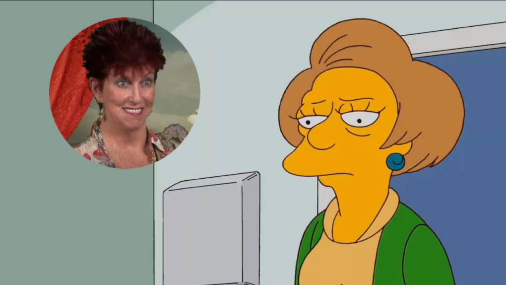 Marcia Wallace (Les Simpson)