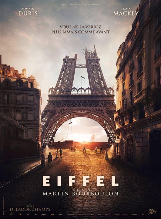 Eiffel : l'affiche teaser dévoilée