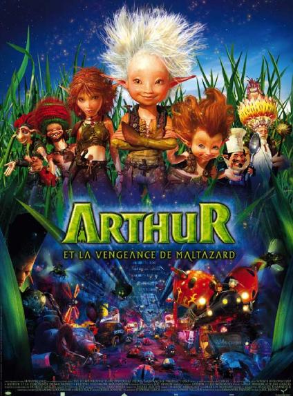 Arthur et la vengeance de Malthazard (2009)
