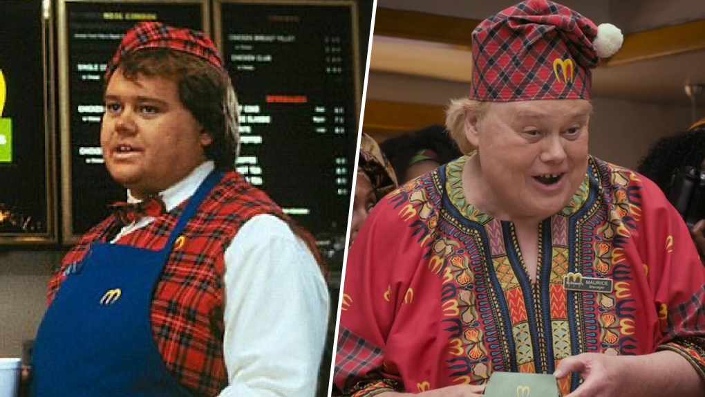 Maurice (Louie Anderson)