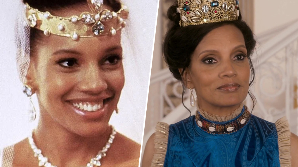 Lisa (Shari Headley)