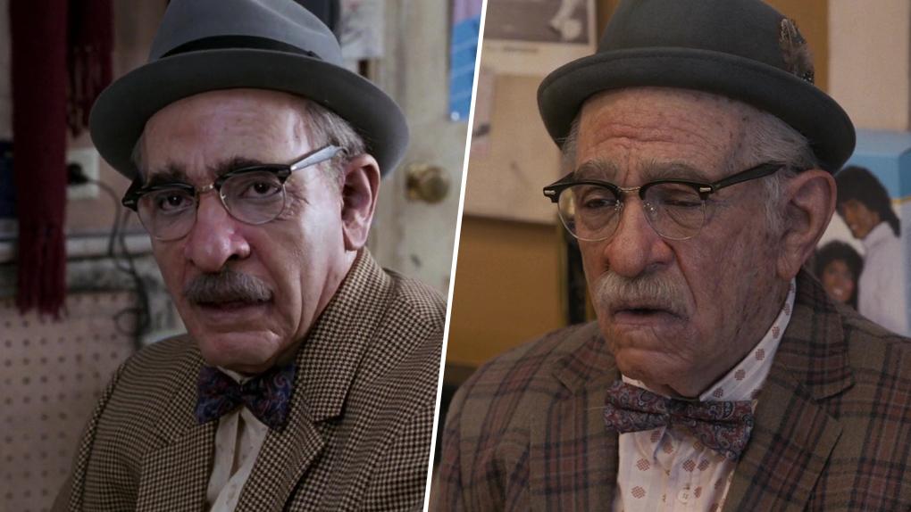 Saul (Eddie Murphy)