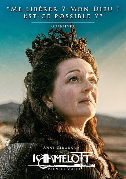Guenièvre (Anne Girouard)
