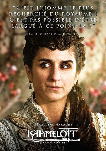 La Duchesse d'Aquitaine (Géraldine Nakache)