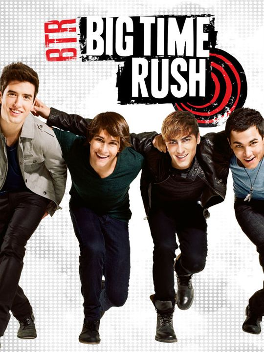 Big Time Rush : Affiche