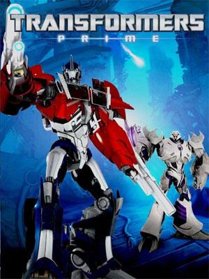 Transformers Prime : Affiche