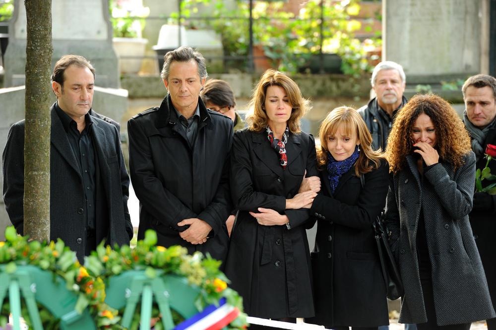 Photo Pierre Cognon, Renaud Marx, Samia Sassi, Sophie Artur, Valérie Kaprisky