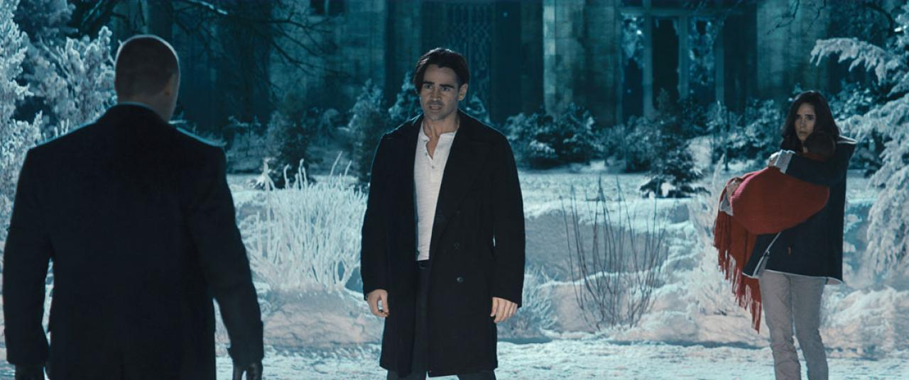 Un amour d'hiver : Photo Colin Farrell, Jennifer Connelly, Ripley Sobo, Russell Crowe