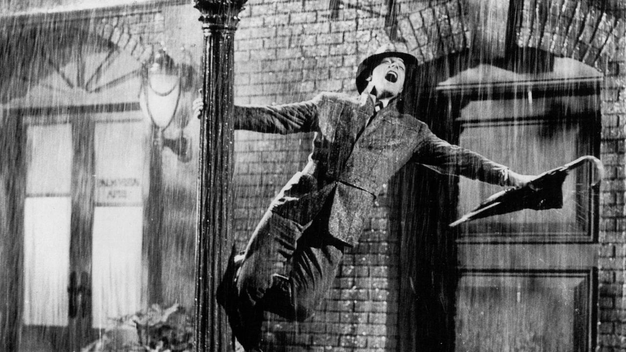 Chantons sous la pluie : Photo