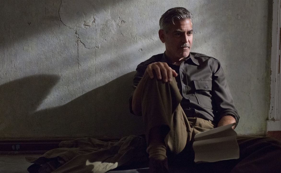 Monuments Men: George Clooney
