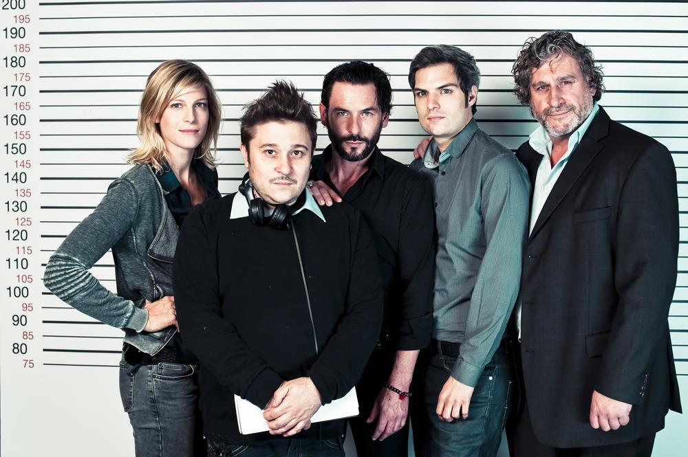 Photo Alexandre Laurent, Alexia Barlier, Arno Chevrier, Clément Manuel, Sagamore Stévenin