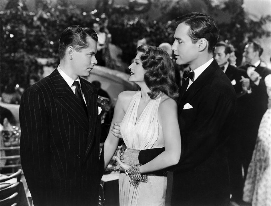 Gilda : Photo Glenn Ford, Rita Hayworth