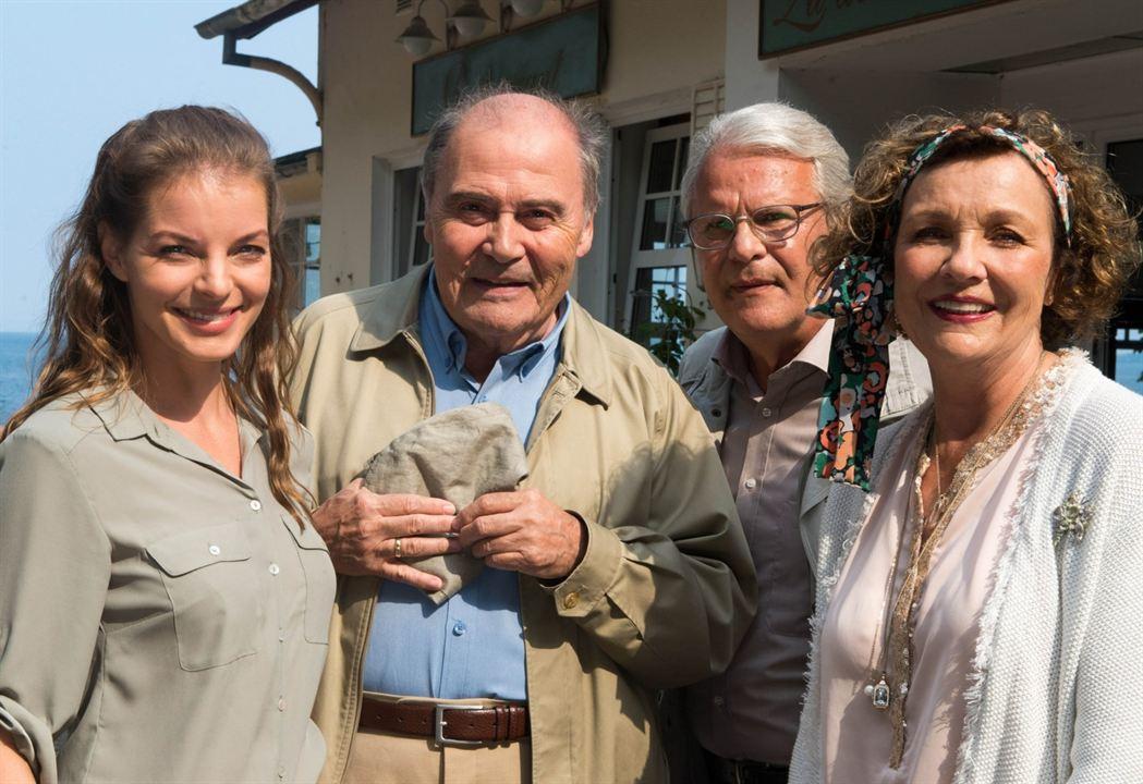 Photo Gila von Weitershausen, Lambert Hamel, Peter Sattmann, Yvonne Catterfeld
