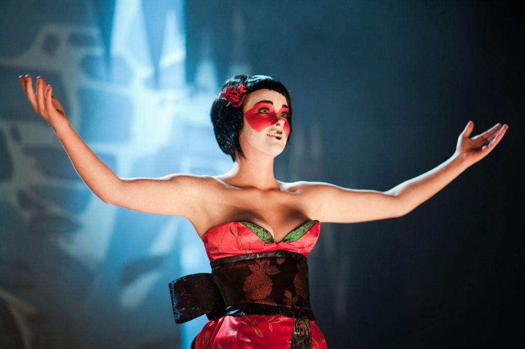 Stage Fright : Photo Allie MacDonald