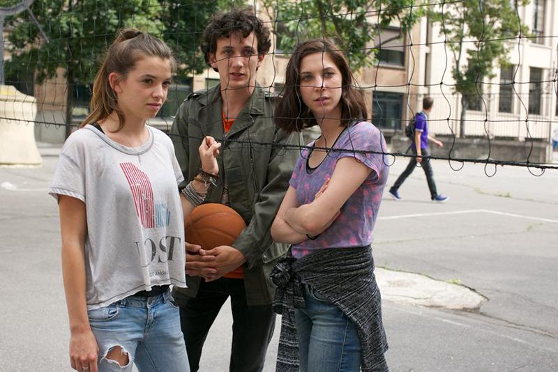 Photo Arthur Choisnet, Coline Beal, Mathilde Auneveux