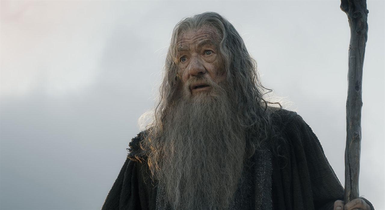 Le Hobbit : la Bataille des Cinq Armées: Ian McKellen