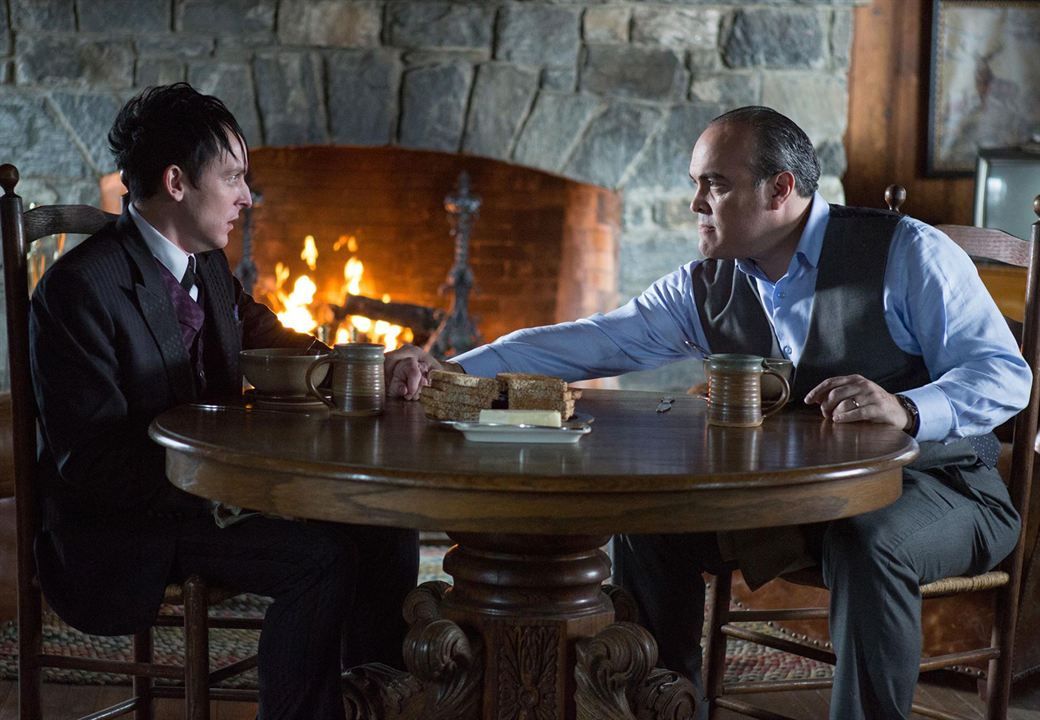 Photo David Zayas, Robin Lord Taylor