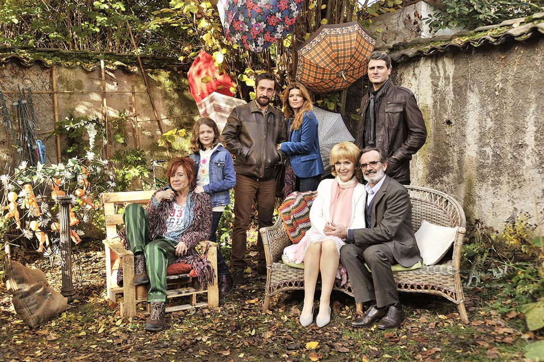 Mes grands-mères et moi : Photo Benjamin Egner, Chann Aglat, Eva Darlan, Evelyne Buyle, Gwendoline Hamon