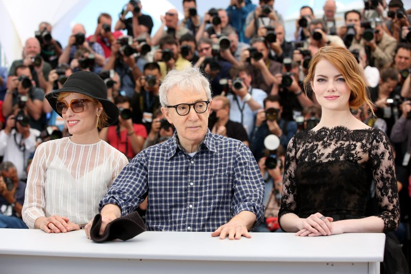 L'Homme irrationnel : Photo promotionnelle Emma Stone, Parker Posey, Woody Allen