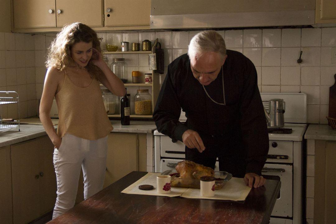 Le Pape François : Photo Dario Grandinetti, Silvia Abascal