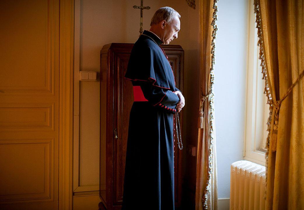 Le Pape François : Photo Dario Grandinetti