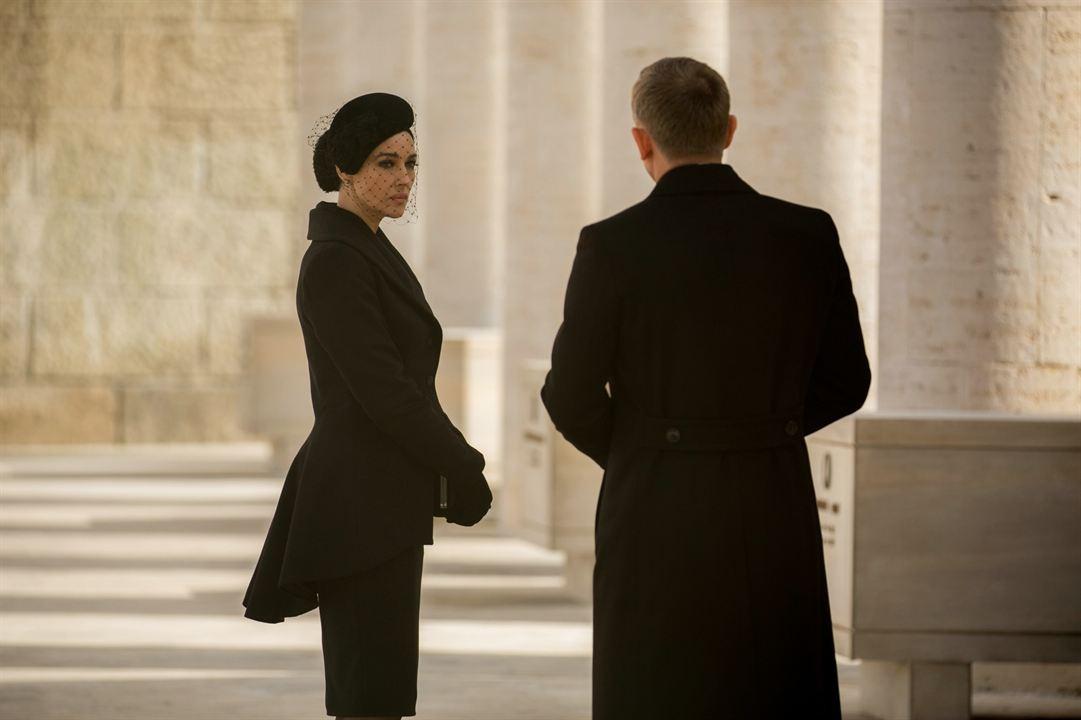 007 Spectre: Monica Bellucci, Daniel Craig