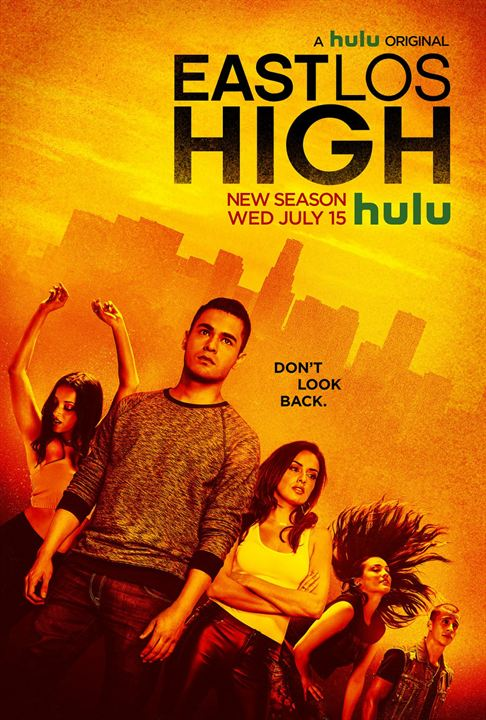 East Los High : Affiche