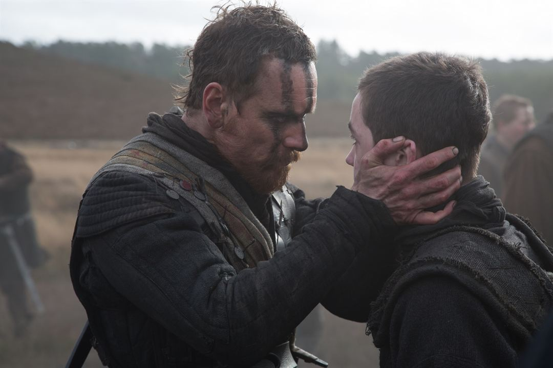 Macbeth: Michael Fassbender