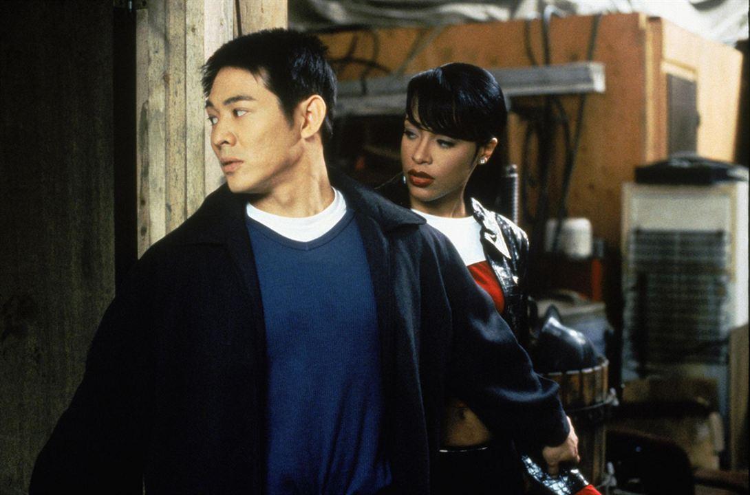 Roméo doit mourir : Photo Aaliyah, Jet Li