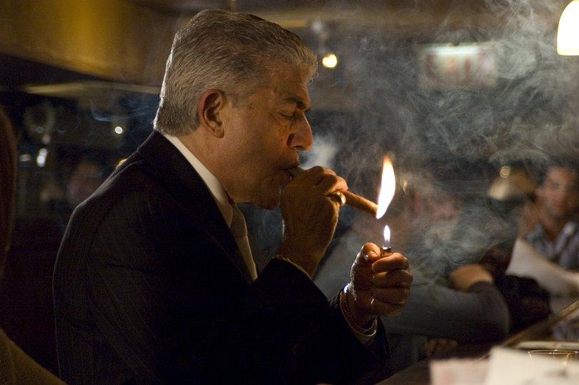 Chicago Overcoat : Photo Frank Vincent