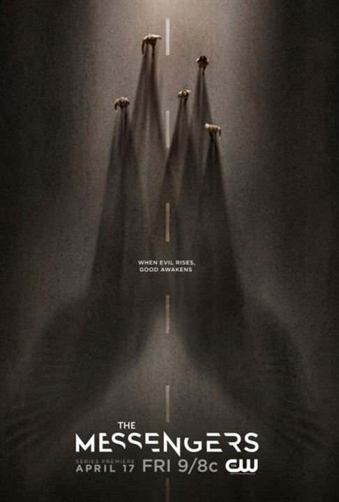 The Messengers : Affiche