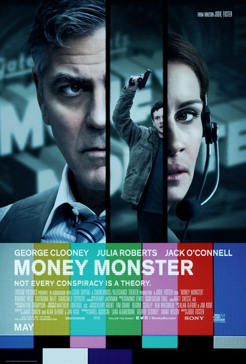 Money Monster : Affiche