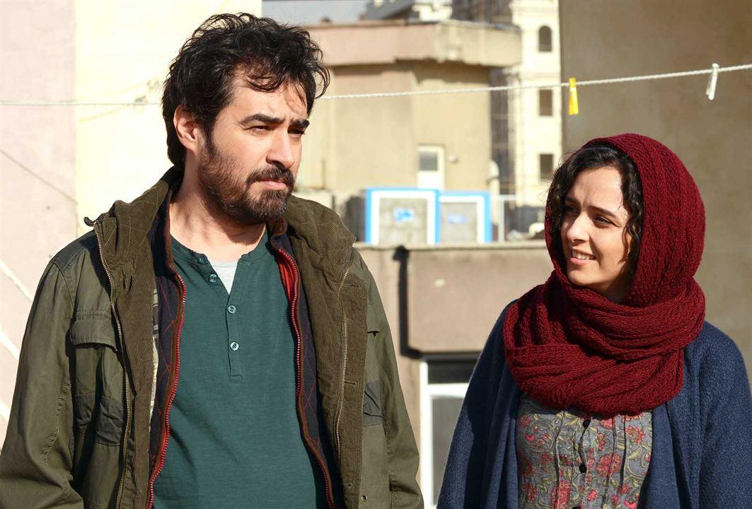Le Client : Photo Shahab Hosseini, Taraneh Alidoosti
