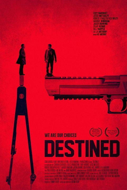 Destined : Affiche