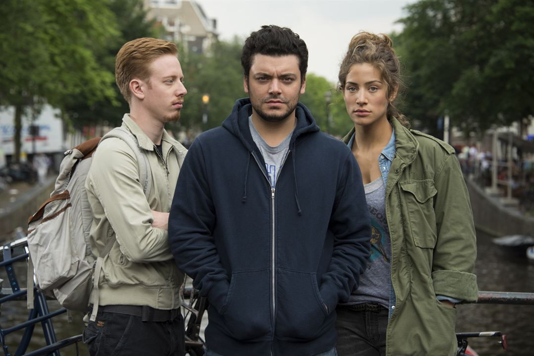 Gangsterdam : Photo Côme Levin, Kev Adams, Manon Azem
