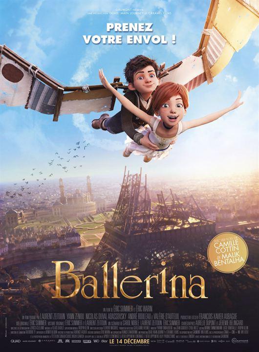 Ballerina - Film d'animation 095823