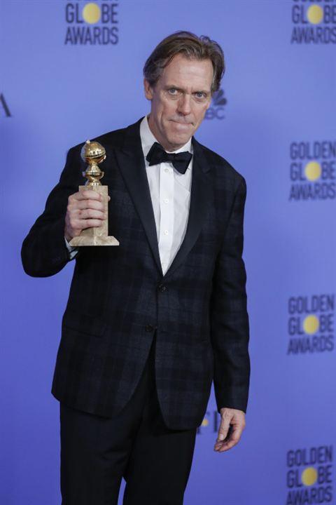 Photo promotionnelle Hugh Laurie