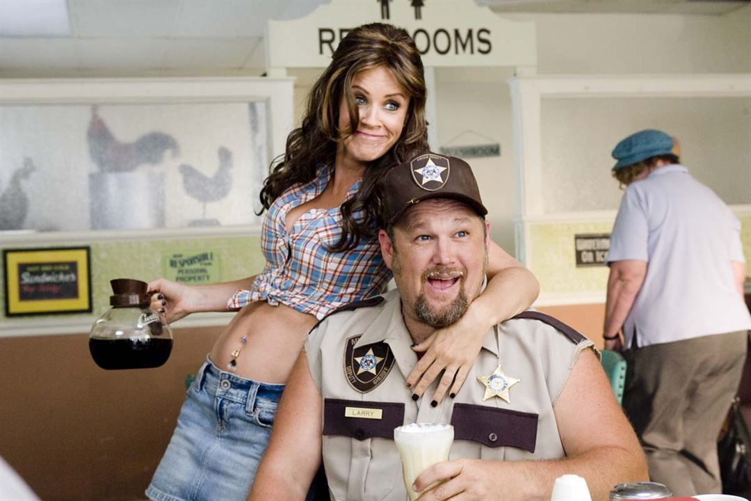Hot Protection : Photo Larry The Cable Guy