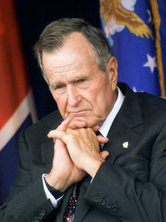 Affiche George Bush