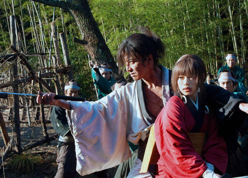Blade of the Immortal : Photo Hana Sugisaki, Takuya Kimura