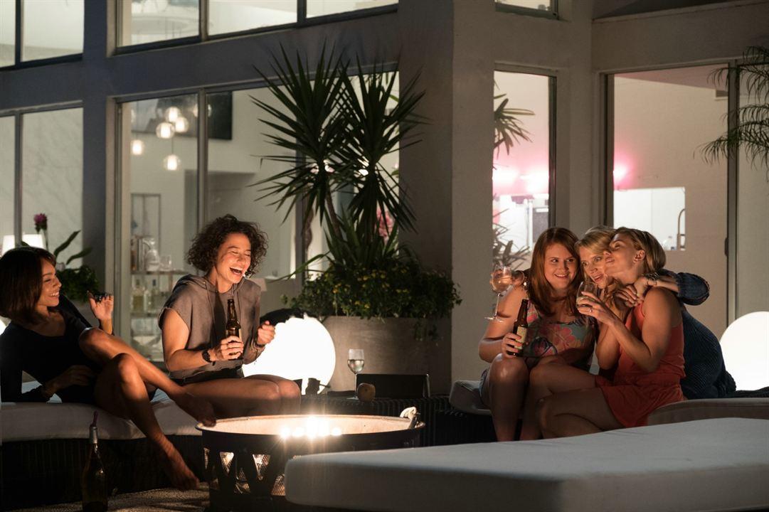 # Pire soirée : Photo Ilana Glazer, Jillian Bell, Kate McKinnon, Scarlett Johansson, Zoë Kravitz