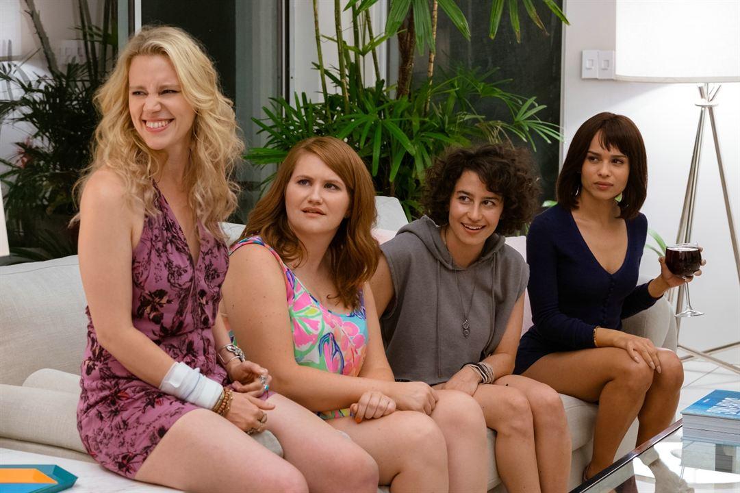 # Pire soirée : Photo Ilana Glazer, Jillian Bell, Kate McKinnon, Zoë Kravitz