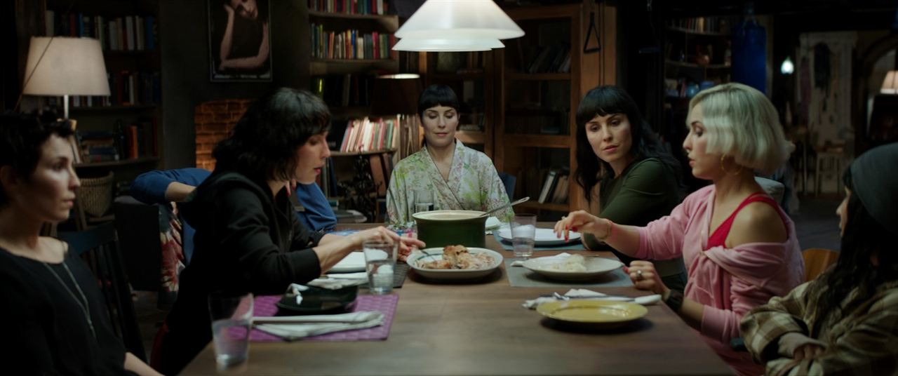 Seven Sisters: Noomi Rapace