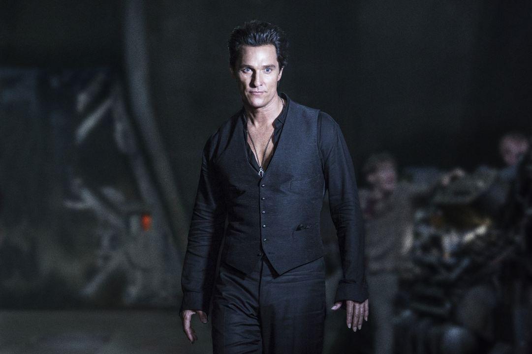 La Tour sombre: Matthew McConaughey