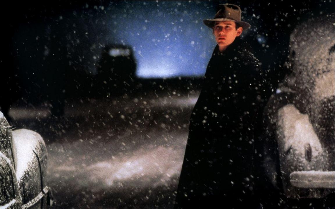 La Neige tombait sur les cèdres: Ethan Hawke