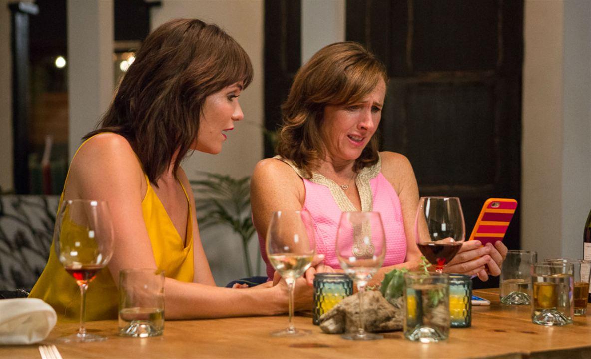Fun Mom Dinner: Molly Shannon, Katie Aselton