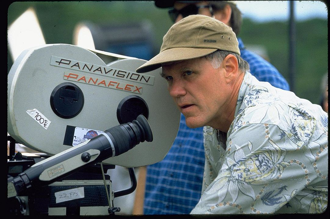 Jurassic Park III: Joe Johnston
