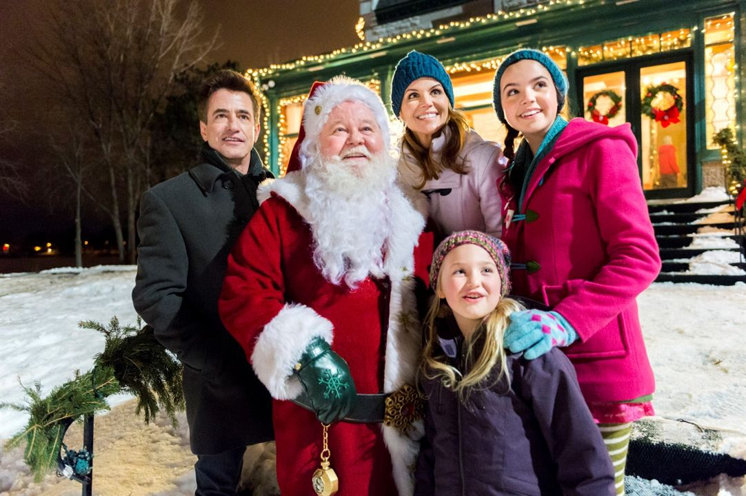 Il faut sauver Noël 2 : Photo Ava Telek, Bailee Madison, Dermot Mulroney, Donovan Scott, Lori Loughlin