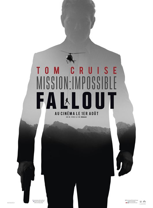 Mission: Impossible - Fallout : Affiche